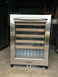 Kitchenaid Wine Cellar Kitchenaid Wine Cooler Thermostat Picture 1 Of U2013 Premiojer Co