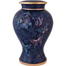 butterfly urn urns for ashes bird butterfly flower urn garden