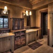 Rustic Industrial Bathroom - industrial vanity perfect bathroom cages vanity bar light fixture