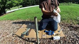 How Does An Outdoor Faucet Work Homesteady Simmons Frost Proof Yard Hydrant Repair Kit And Plunger