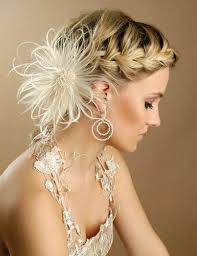 how to cut hair do that sides feather back on lady wedding hairstyles ideas side braided low updo wedding guest