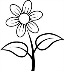 fleur à colorier la nature les fleurs coloriage à imprimer