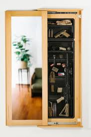 in wall gun cabinet concealed gun cabinet guns and hunting pinterest guns gun