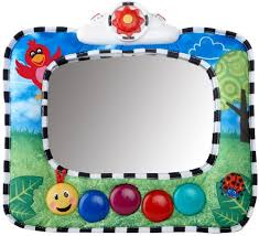 baby car mirror with light amazon com baby einstein lights melodies mirror discontinued by