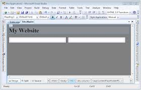 layout view helper creating page layouts with view master pages vb microsoft docs