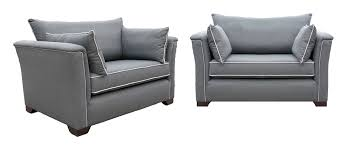 Grey Silver Sofa Madison Sofas And Chairs Range Finline Furniture