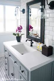 Cottage Bathroom Lighting 150 Best Home Bathroom Images On Pinterest Bathroom Bathrooms