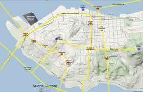 Map Of Astoria Oregon by Astoria Ley Lines U0026 Places Of Power Oakthornewiki