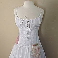 Womens Shabby Chic Clothing by Best Shabby Chic Wedding Dress Products On Wanelo