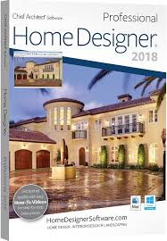 Home Design 3d For Dummies by Amazon Com Chief Architect Home Designer Pro 2018 Dvd