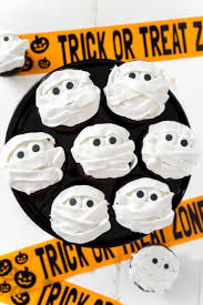 Halloween Cupcakes by Mummy Halloween Cupcakes Sugar U0026 Soul