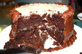 a nut free german chocolate cake and it u0027s vegan too