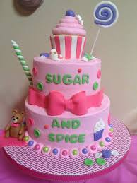 sugar and spice baby shower sugar and spice baby shower cake cake by tonya cakesdecor