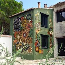 rollership mural arte pinterest street art and gardens outdoor decorations