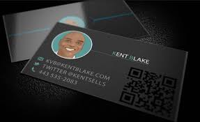 business cards designs with qr code u2013 business card designs