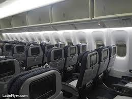 Boeing 777 Interior Latinflyer Com Latin America Travel Intelligence