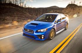 subaru rice 2017 subaru wrx gets modest price increase motor trend