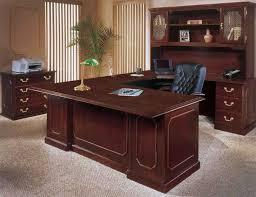 Offic Desk Desk Hardwood Office Desk White Wood Computer Desk Traditional