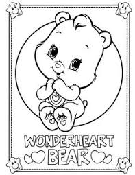 billedresultat care bears coloring pages care bears coloring