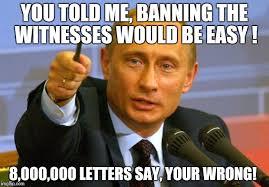 Meme Letters - good guy putin meme imgflip