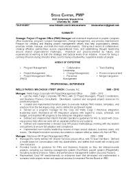Procurement Sample Resume by Cover Letter Sample Resume Program Manager Sample Resume Program