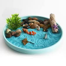 zen sand garden for desk mini zen garden ocean sand garden desk accessory diy