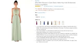 here u0027s what prom dresses from amazon actually look like