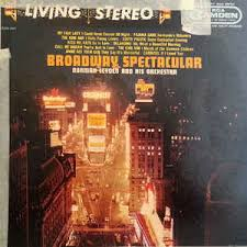 norman leyden and his orchestra broadway spectacular vinyl lp