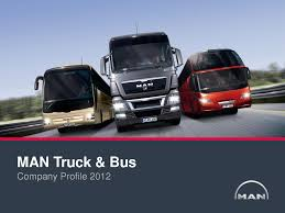 man truck u0026 bus brief about model
