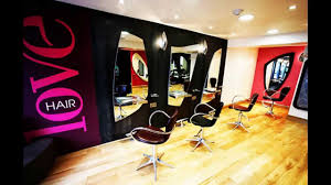 creative hair salon decorating ideas youtube