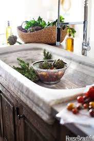 Vintage Kitchen Sinks by Wood Kitchen Ideas Chris Barrett Design