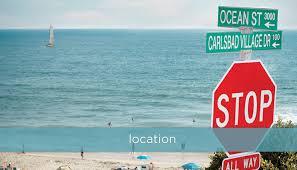 carlsbad inn resort map peaceful seaside living near san diego ca carlsbad inn resort