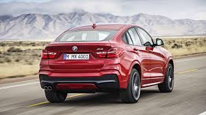 red bmw 2017 2017 bmw x4 review