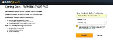 nbc sports premier league pass needs to feature all 380 games to