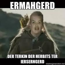 Fbf Meme - the 9 best lord of the rings memes paperblog