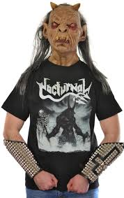 nocturnal arrival of the carnivore t shirt