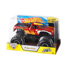 monster truck show california wheels monster jam 1 24 el toro loco die cast vehicle