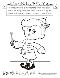 toothy coloring pages printable cusp tooth