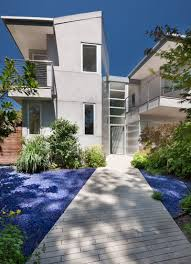 Energy House by A Net Zero Energy House In Santa Monica California Design Milk