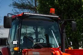 strobe light installation truck 40 off road led light bar 120w 9 600 lumens