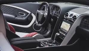 blue bentley interior bentley continental supersports 2017 price specs pictures and