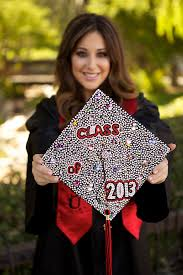 cap and gown decorations decorate graduation cap state decorated graduation