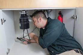 broken garbage disposals kitchen plumbing repair long island