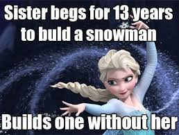 Elsa Memes - frozen memes funny jokes about disney animated movie