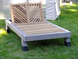 Outdoor Wood Chaise Lounge Wood Double Chaise Lounge Outdoor U2014 Prefab Homes Building Double