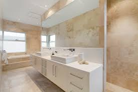 Wonderfully Transform Your Kitchens  Bathrooms With Travertine - Travertine in bathroom