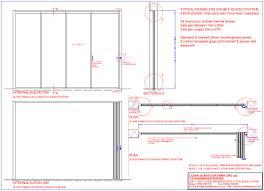 sliding glass doors open both sides technical information sunseeker doors