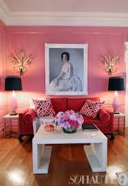Best  Glam Colorful Living Room Ideas On Pinterest Farmhouse - Pink living room design