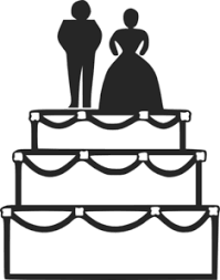 wedding cake clipart marriage clipart 54