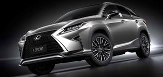 lexus hybrid suv south africa lexus rx receives new engines and turbo power